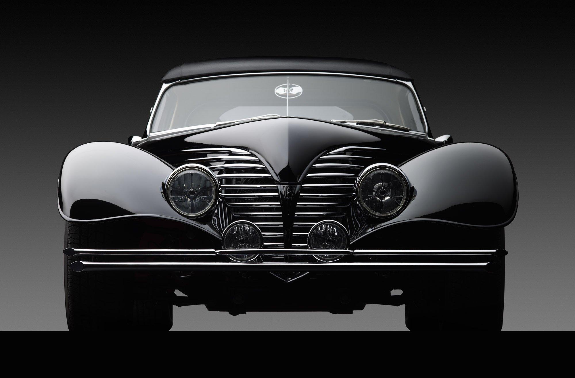 1938 Speedster Norman S Garage