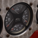 1936-40-Ford-Roadster-gauges