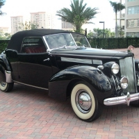 1939 Packard Brunn