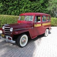1953 Willys Wagon